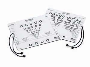 LEA Symbols Near Vision Card-0