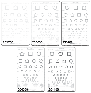 LEA Symbols 10% Low Contrast Chart-0