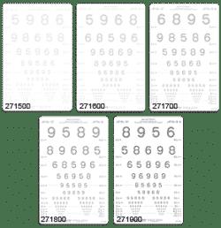 LEA Numbers