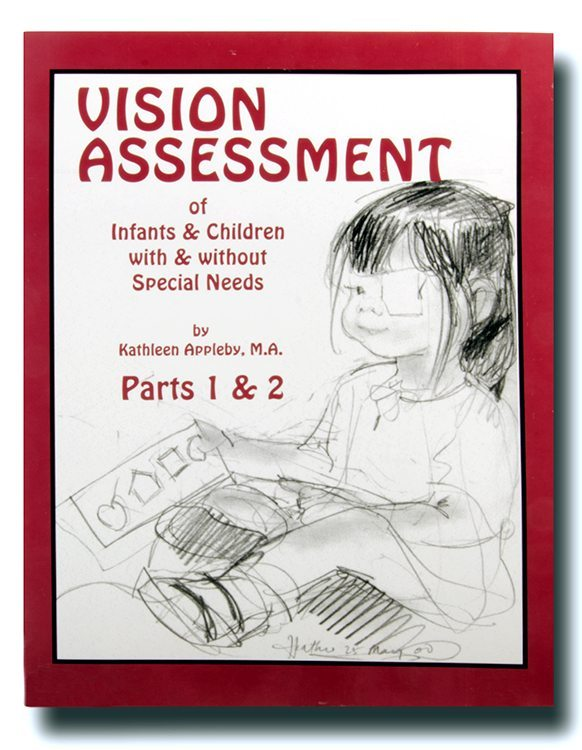 Vision Assessment of Infants & Children With and Without Special Needs-0