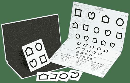 LEA Symbols 15-Line Distance Chart-0
