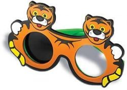 Tiger Opaque Occluder Glasses-0